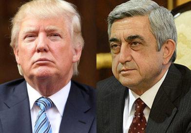 Sarkisyan ABŞ prezidentinə qarşı çıxdı – BMT-də zidd fikirlər