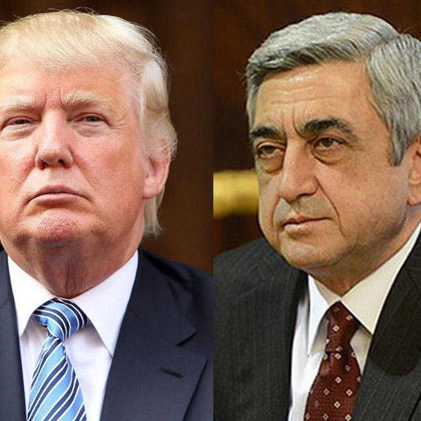 Sarkisyan ABŞ prezidentinə qarşı çıxdı - BMT-də zidd fikirlər