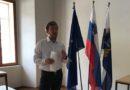 Sloveniyada təhsil alan gəncimizdən mühüm təqdimat – FOTO