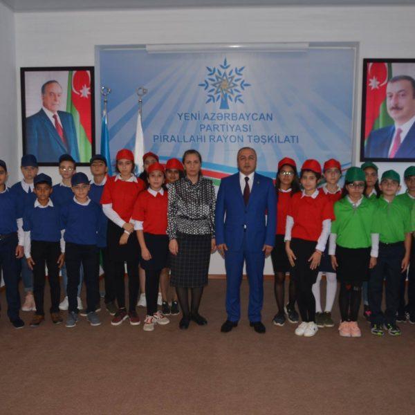 Qara Qarayevin ev muzeyinə ekskursiyası təşkil olunub