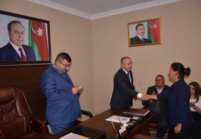 Hikmət Şikarov: YAP Pirallahı rayon təşkilatının üzvlərinin sayi getdikcə çoxalır