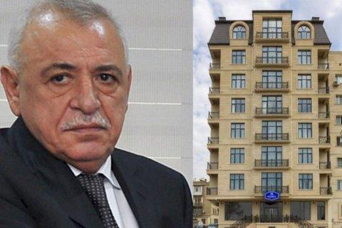 """""""Maaşla"""" dolanan millət vəkilinin otelləri - FOTO"""