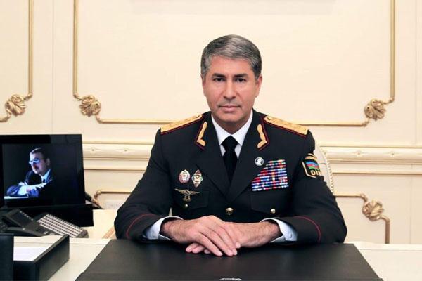 DYP polkovniki Müşfiq Rəhimov vəzifədən getdi