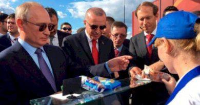 Putinə dondurma satan qız yoxa çıxıb