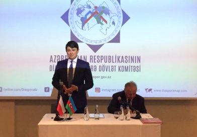 Azərbaycan icması ilə görüşdə  Cəlil Məmmədquluzadə nəslinin davamçıları da iştirak edib
