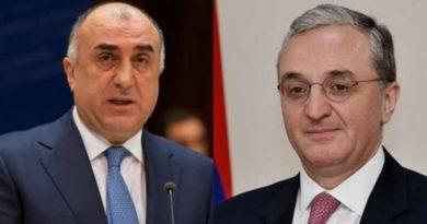 Bu gün Azərbaycan və Ermənistan XİN başçıları görüşəcək