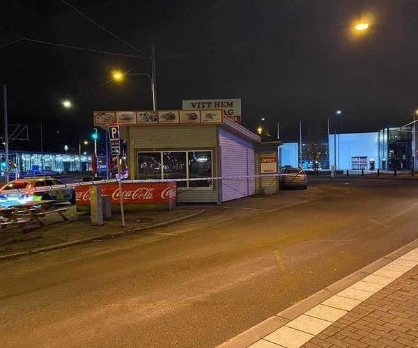 """İsveçdə """"Ağdam"""" restoranının yandırılması araşdırılır - RƏSMİ"""