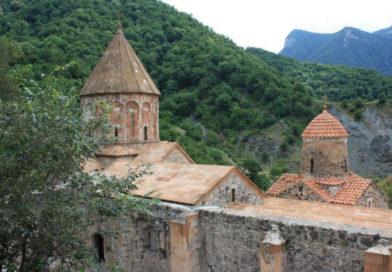 Murov dağından Kəlbəcərə, Xudavəng monastırına səyahət – VİDEO
