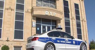 DYP: Bu ilin birinci rübündə yol qəzalarında 125 nəfər ölüb, 370 nəfər isə müxtəlif dərəcəli bədən xəsarəti alıb