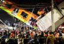 Meksikada metro körpüsü çöküb-VİDEO