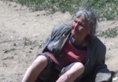 Tövlədə saxlanılan yaşlı qadınla bağlı dəhşətli faktlar (VİDEO)