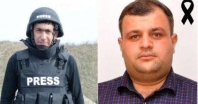 Prezident şəhid jurnalistlərin ailələrinə ev verdi
